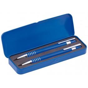 Zestaw piśmienny, długopis i ołówek mechaniczny - V1463-04
